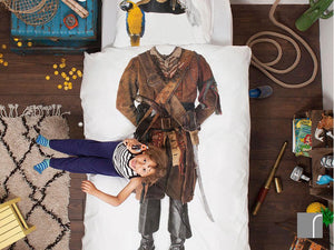 Snurk Pirate Duvet