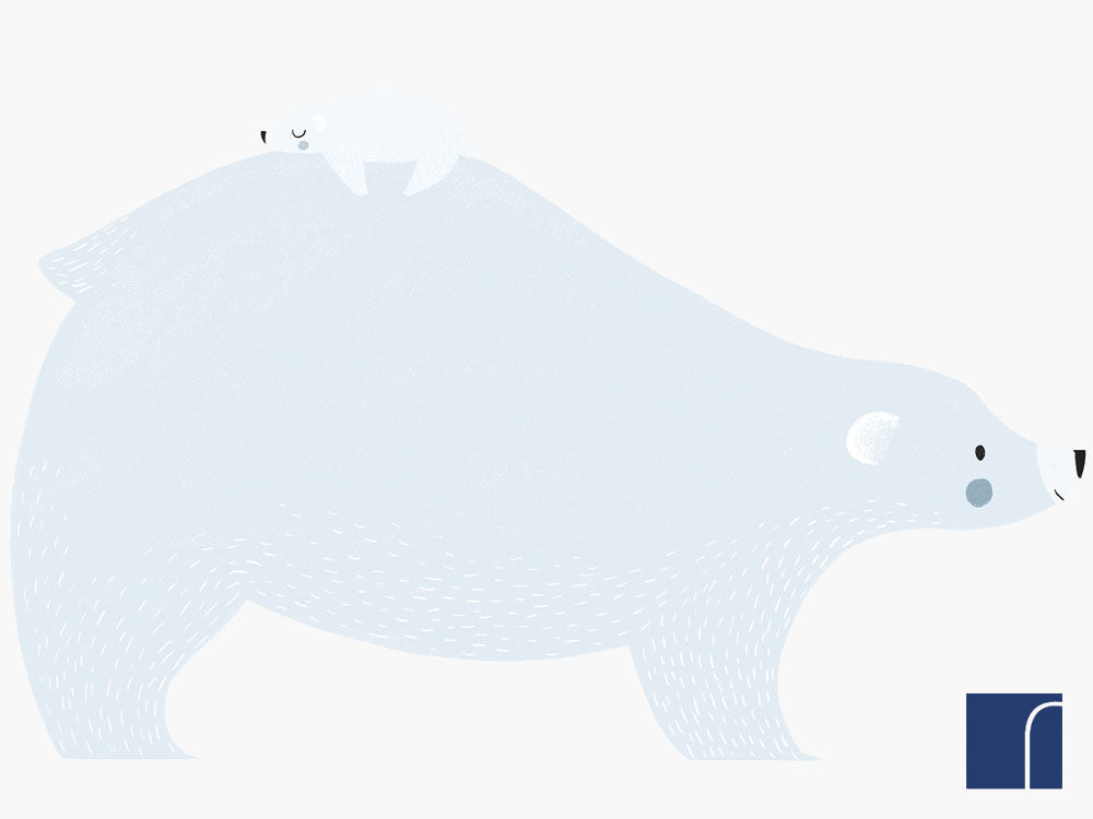 Polar-Bear-and-Baby-Wall-Sticker