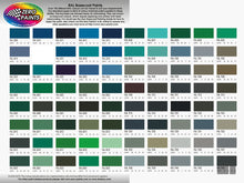 RAL Colour Chart
