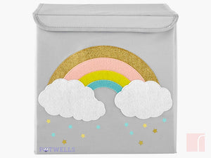Rainbow-Toy-Box