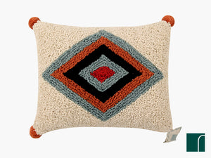 Rhombus Cushion