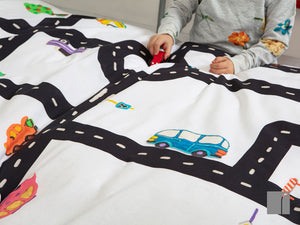 Road-track-bedding