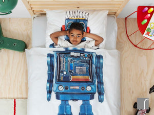 Robot-Bedding-Snurk