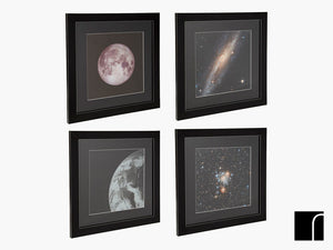 Framed Space Prints