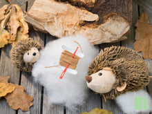 Sew Your Own Hedgehog Kit