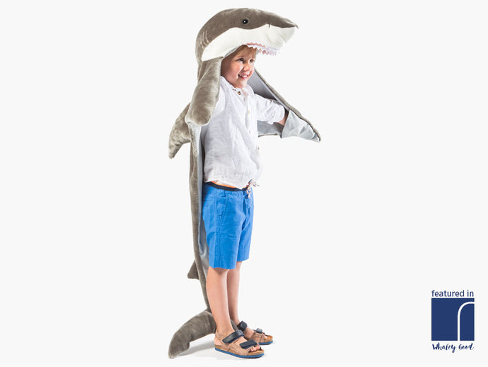Shark-Dress-Up