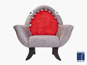 The Great Grey Shark Chair