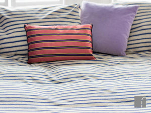 Snurk-Blue-Stripe-Bedding-Set