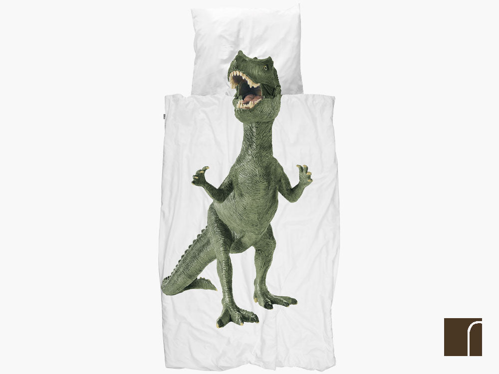 Snurk-Dinosaur-Single-Bedding-Set