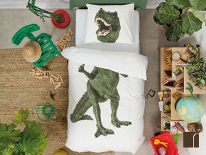 Snurk-Dinosaurus-Bedding-Set