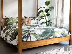 Snurk-Palm-Beach-Double-Bedding-Set