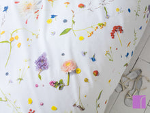 Snurk Flower Field Double Duvet Set