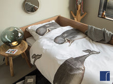 Snurk Whale Bed Set
