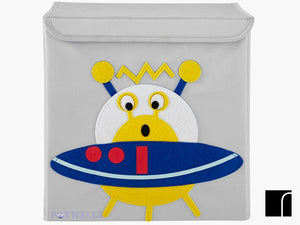Spaceship-Toy-Box