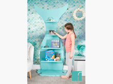 Splash Mermaid Tail Shelves