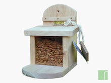 Squirrel Feeder and Nuts