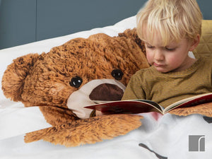 Snurk Teddy-Bedding