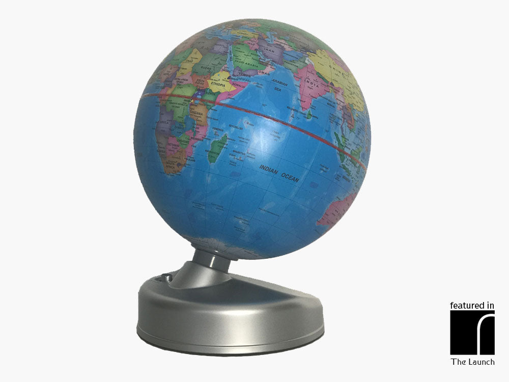 The Earth By Day And Night Globe