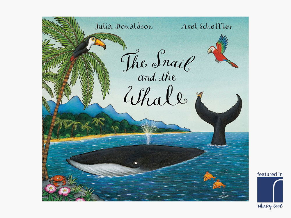 The Snail And The Whale Book