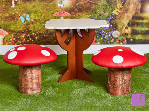 Toadstool Chair