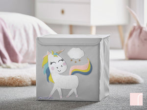 Unicorn-Toy-Storage-Box