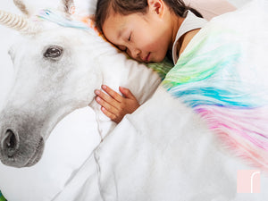 Unicorn-bedding-set