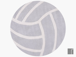 Volleyball-Rug