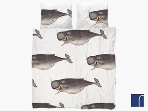 Whale Bedding Double