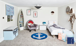 Whaley Good Nautical Bedroom