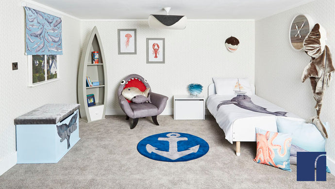 Whaley Good Complete Nautical Room
