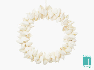 Cockle Shell Wreath