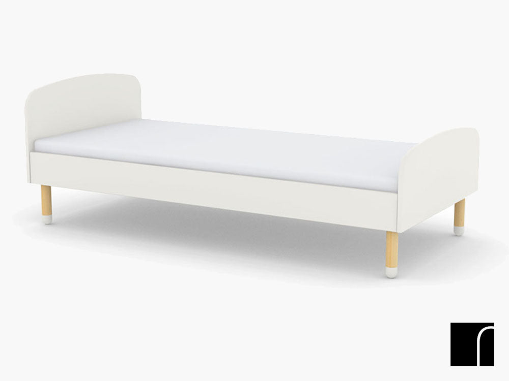 White Flexa Play Bed