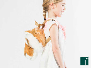 Wild and soft Tiger Backpack