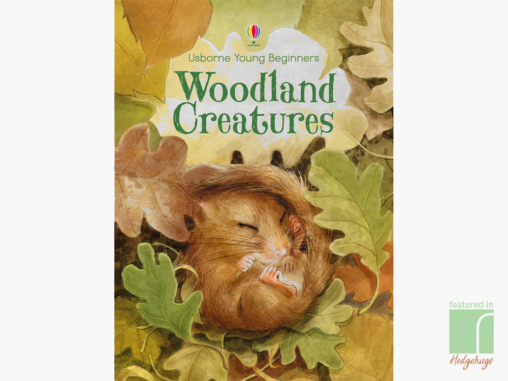 Woodland Creatures Book
