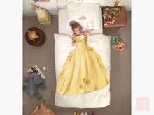 Princess Bedding Set - Yellow