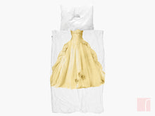 Yellow Princess Bedding Set