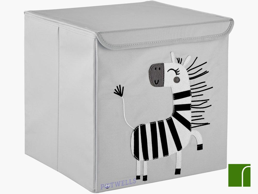 Zebra-Storage-Box