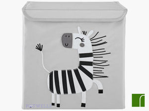 Zebra-Toy-Box