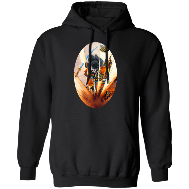 """The Last Cut"" Hoodie - Martial Arts, Brazilian Jiujitsu, Karate, Muay Thai Shirts"