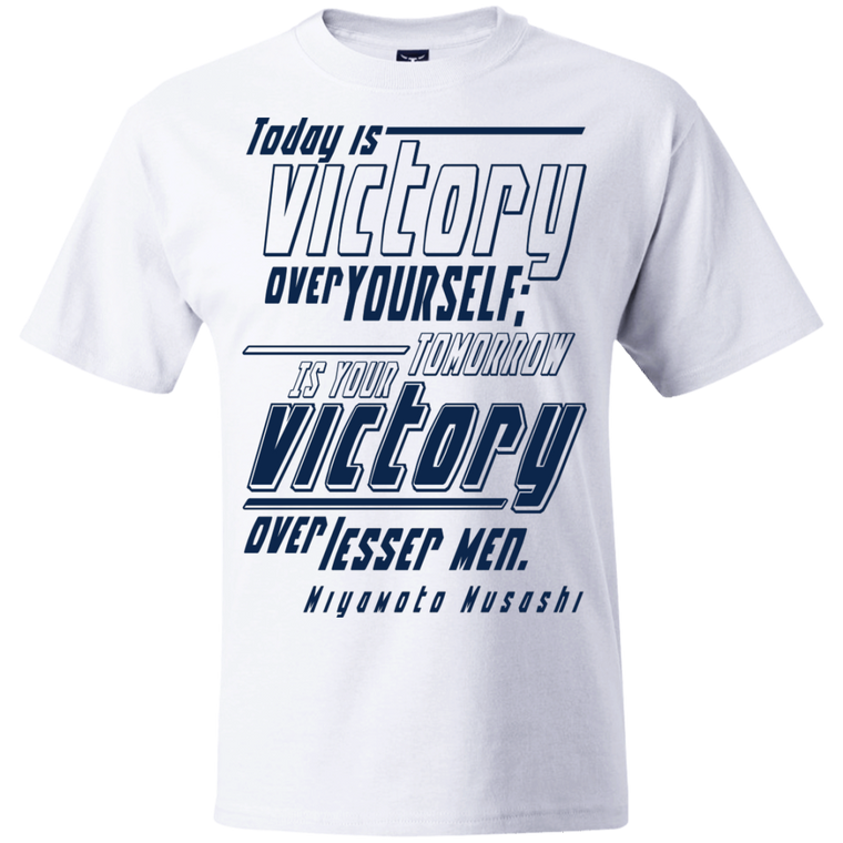 """Victory"" T-Shirt - Martial Arts, Brazilian Jiujitsu, Karate, Muay Thai Shirts"