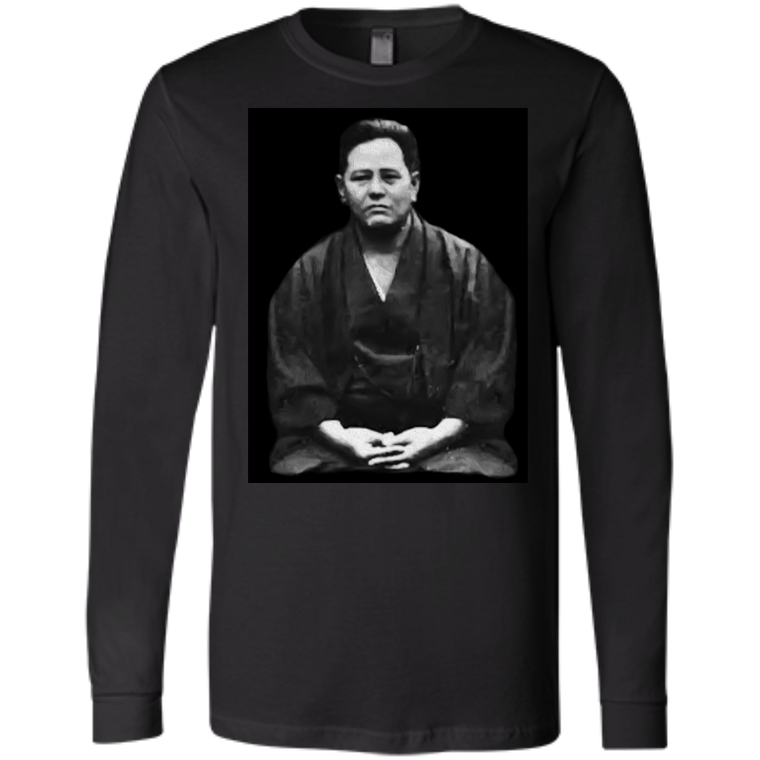 Chojun Miyagi Long Sleeve - Martial Arts, Brazilian Jiujitsu, Karate, Muay Thai Shirts