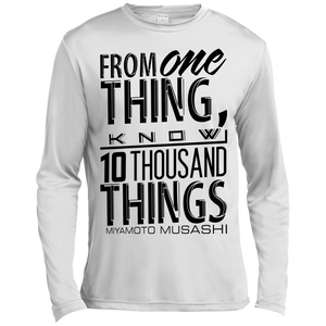 10 Thousand Things  Long Sleeve Moisture Wicking