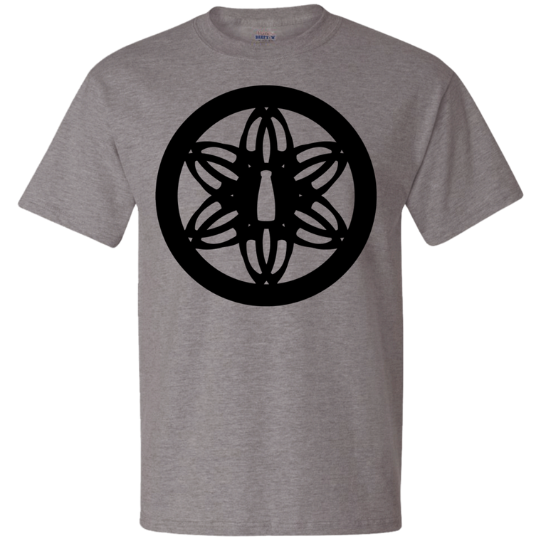 Atomic Tsuba T-Shirt - Martial Arts, Brazilian Jiujitsu, Karate, Muay Thai Shirts