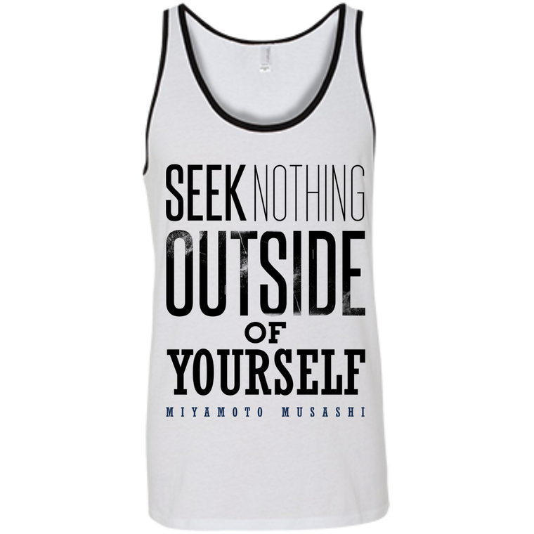 """Seek Nothing"" Tank Top"