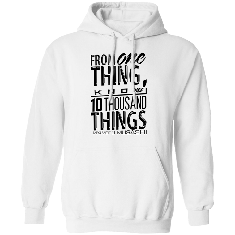 """10 Thousand Things"" Hoodie"