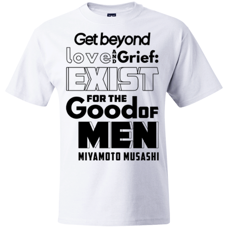 """Beyond Love & Grief"" T-Shirt - Martial Arts, Brazilian Jiujitsu, Karate, Muay Thai Shirts"