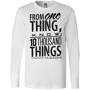 10 Thousand Things  Long Sleeve