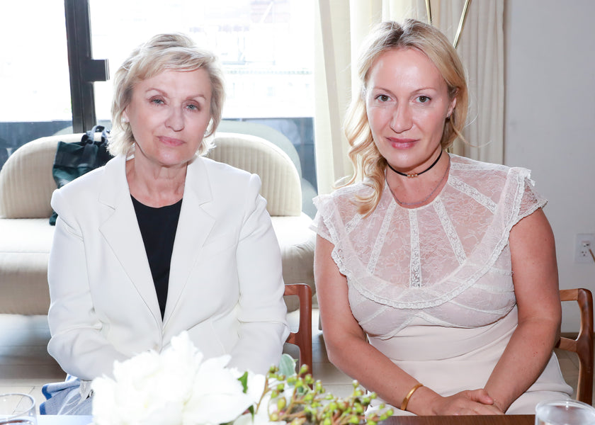 DIANA W. PICASSO ATTENDS SPECIAL WOMEN'S POWER LUNCH