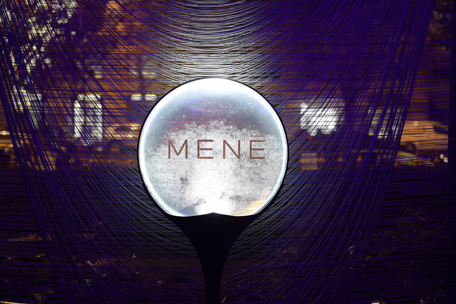 MENĒ HOSTS PARIS FASHION WEEK AFTER PARTY