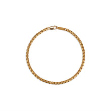 Load image into Gallery viewer, Heavy Rounded Box Chain Bracelet